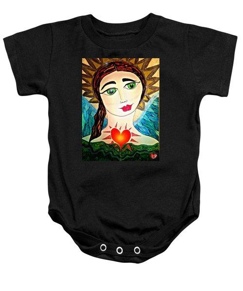 Folk Athena Baby Onesie