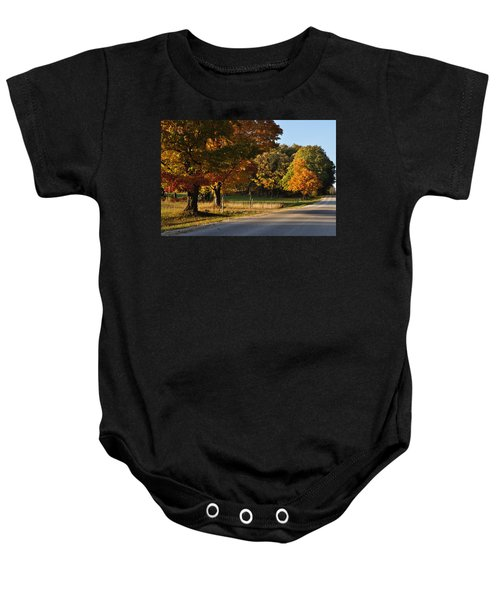 For Grazing Baby Onesie