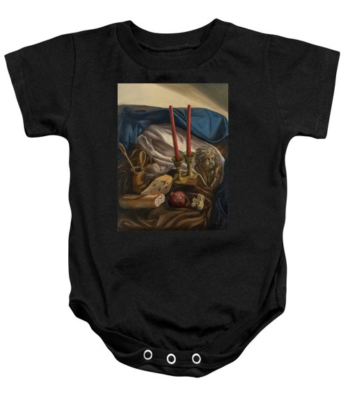 For The Bishop Of Digne Baby Onesie