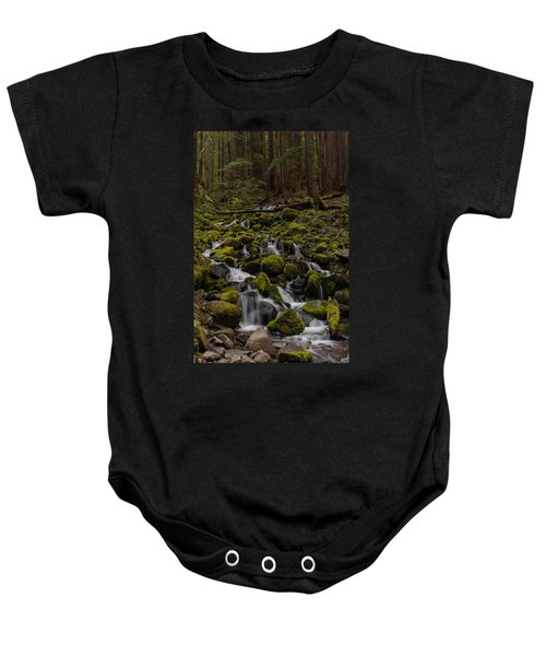Forest Cathederal Baby Onesie by Mike Reid