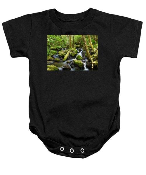 Forest Creek Baby Onesie