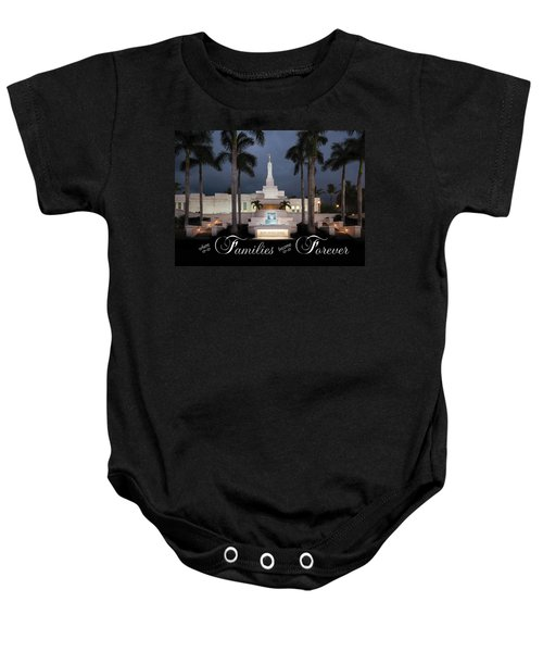 Forever Families Baby Onesie