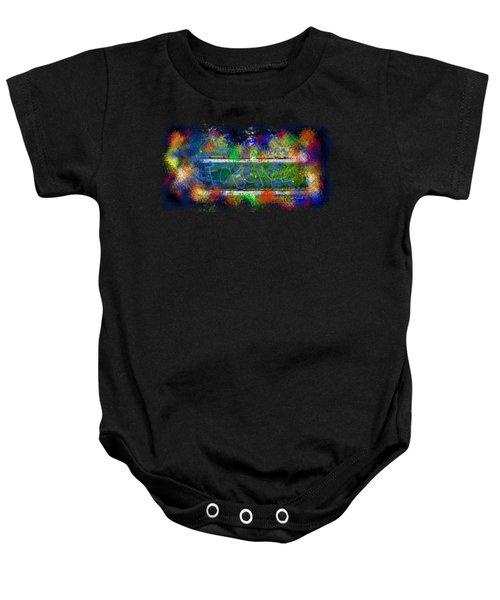 Forgive Brick Tshirt Baby Onesie