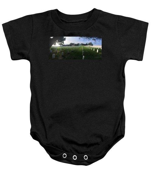 Fort Rosecrans National Cemetery Baby Onesie