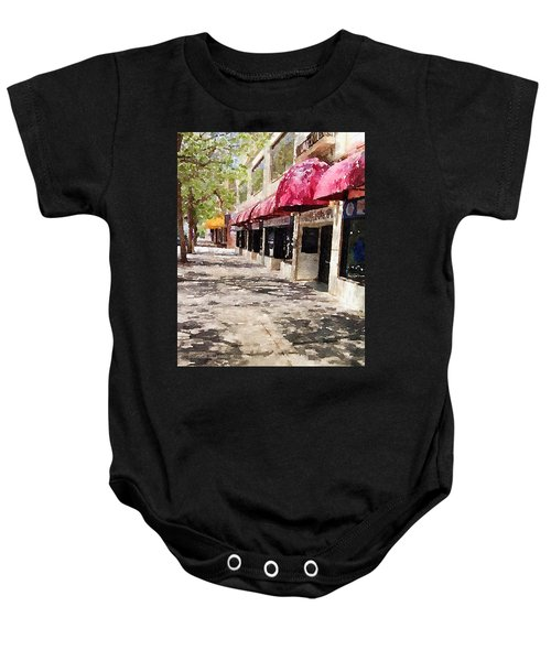 Fourth Avenue Baby Onesie