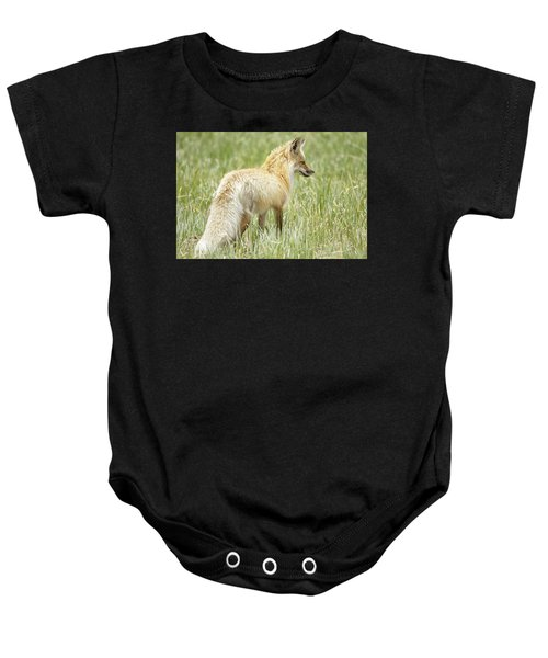 Foxy Lady Baby Onesie