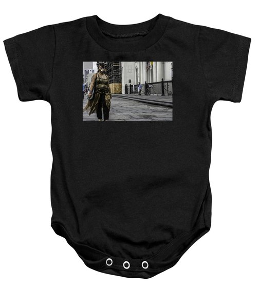 Foxy Lady, New Orleans, Louisiana Baby Onesie