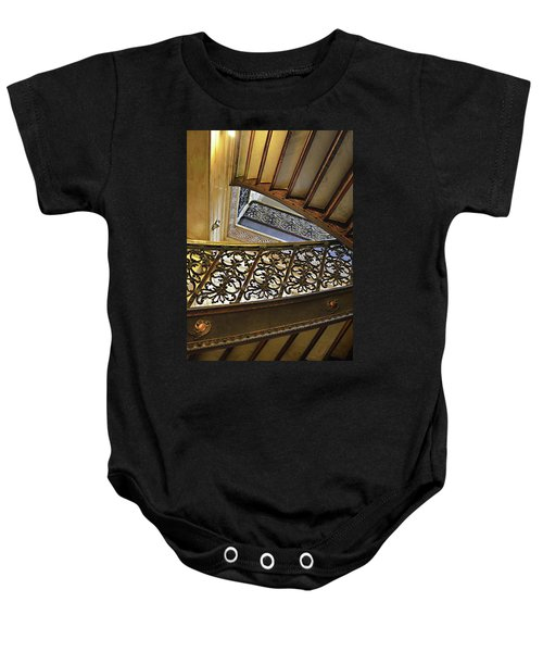 Fragments Of A Dissipating Dream Baby Onesie