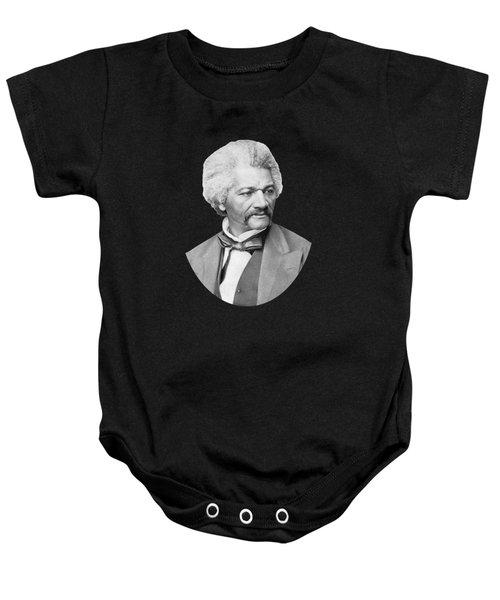 Frederick Douglass Baby Onesie