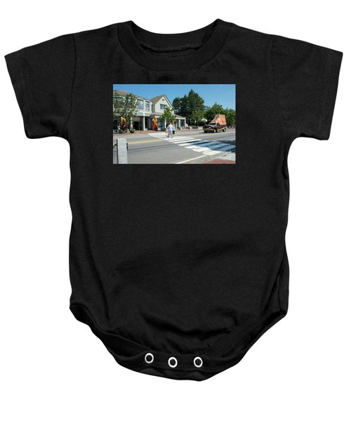 Freeport, Maine #130398 Baby Onesie