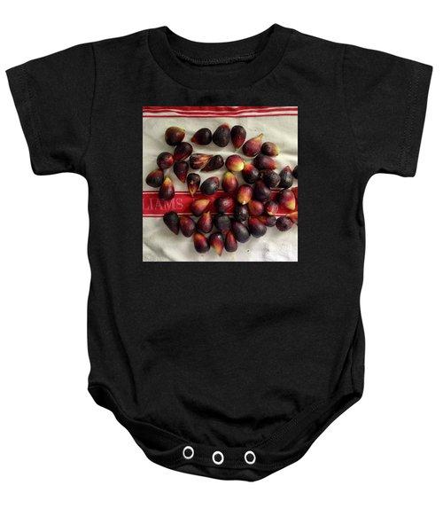Fresh Figs Baby Onesie