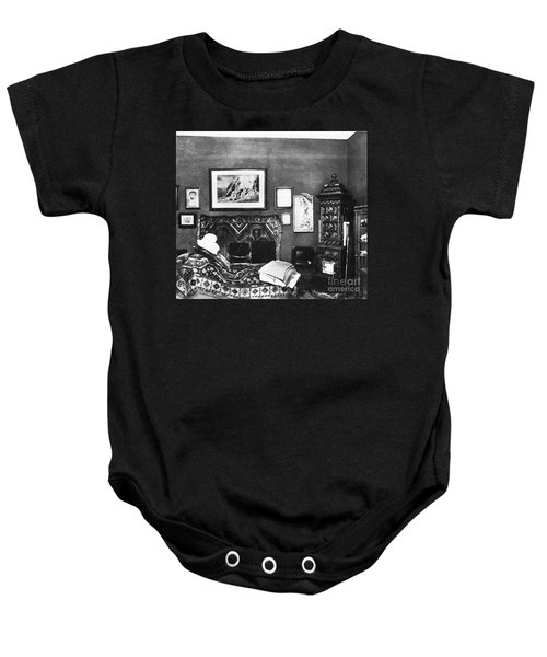 Freuds Consulting Room Baby Onesie