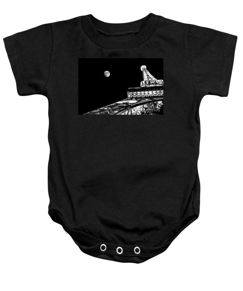 From Paris With Love Baby Onesie