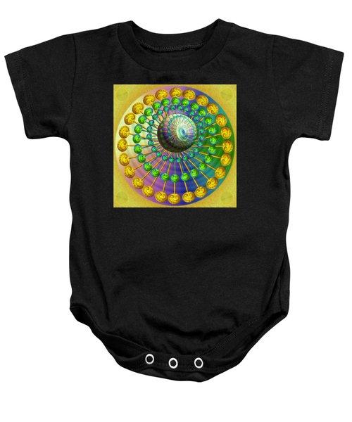 Gene Pool Baby Onesie