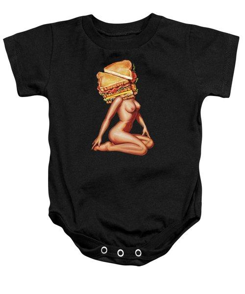 Gentlemen's Club Baby Onesie