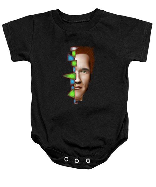 Gerschwanor V1 - Schwarzenegger Baby Onesie by Cersatti