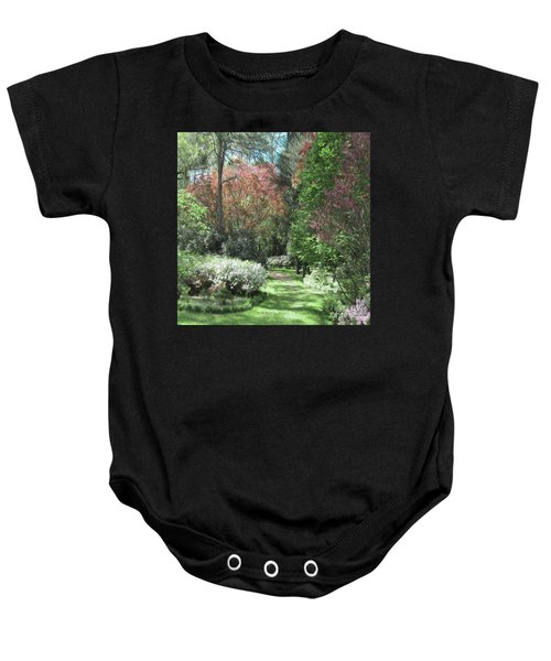 Getting Lost In A Day Dream Baby Onesie