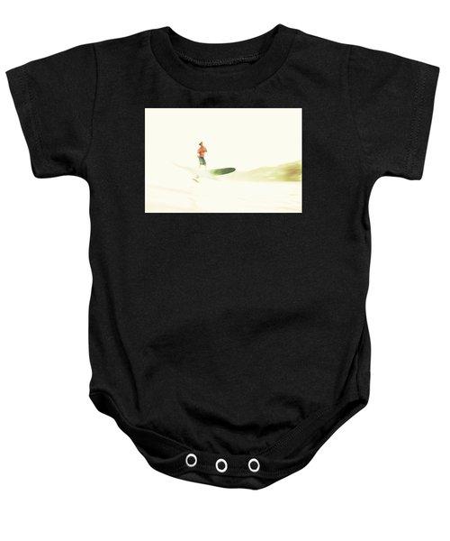 Ghost Rider Baby Onesie