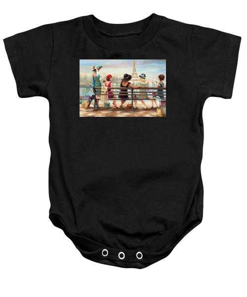 Girls Day Out Baby Onesie
