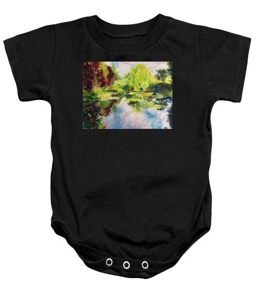 Giverney Baby Onesie