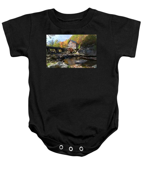 Glade Creek Grist Mill Baby Onesie