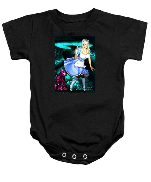 Go Ask Alice Baby Onesie