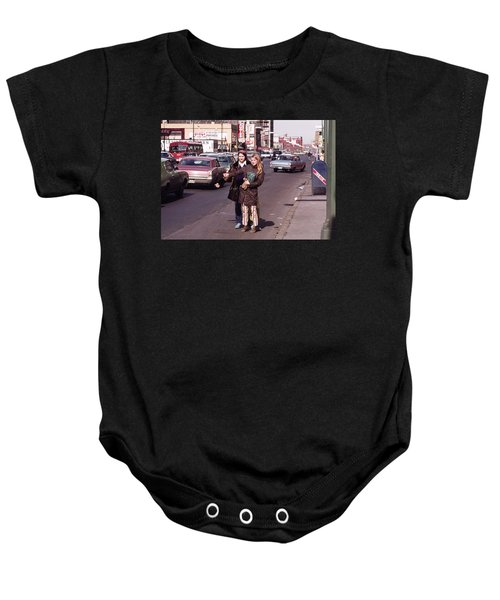 Going Our Way? Baby Onesie