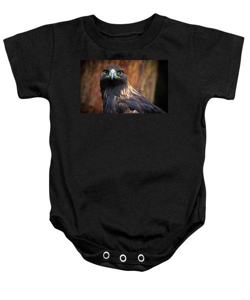 Golden Eagle 1 Baby Onesie