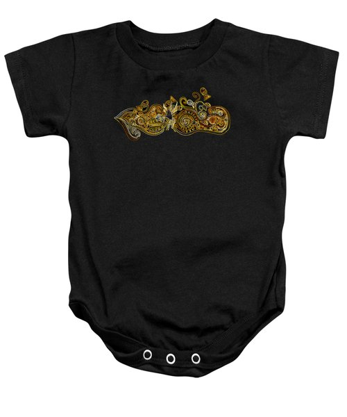 Goldfish Baby Onesie