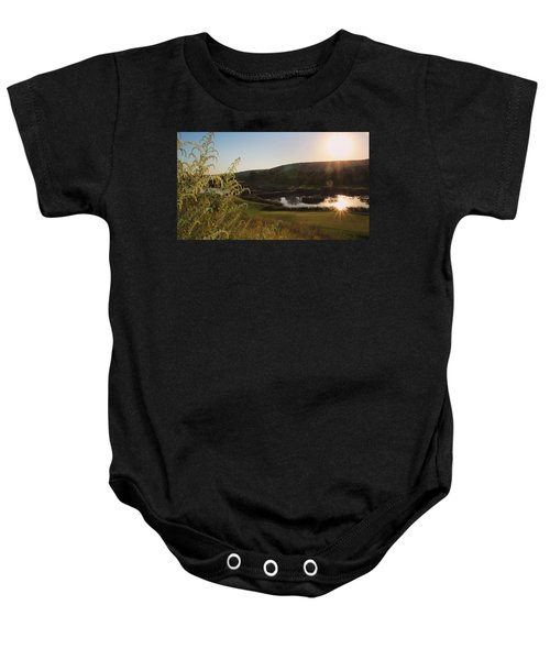Golf - Foursome Baby Onesie