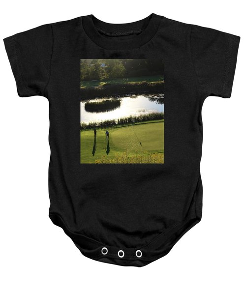 Golf - Puttering Around Baby Onesie