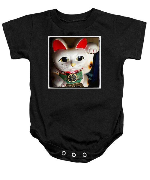 Baby Onesie featuring the photograph Good Meowning. #myfab5 by Mr Photojimsf