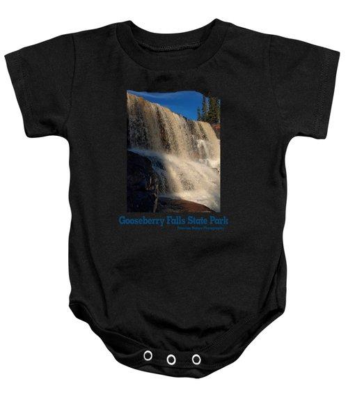Gooseberry Falls Baby Onesie