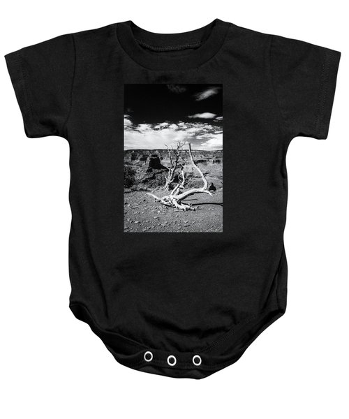 Grand Canyon Landscape Baby Onesie