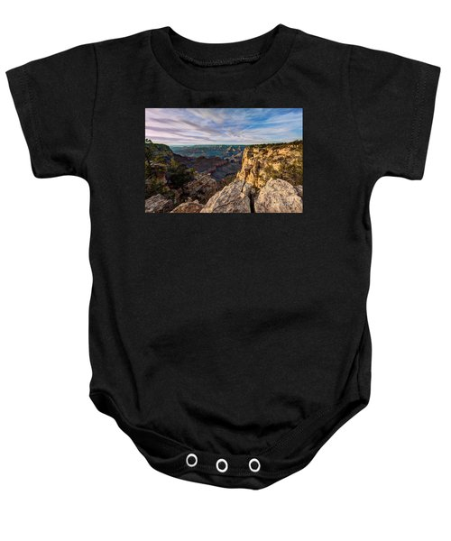 Grand Canyon National Park Spring Sunset Baby Onesie