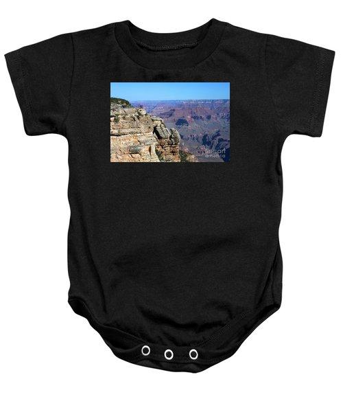 Grand Canyon South Rim Baby Onesie
