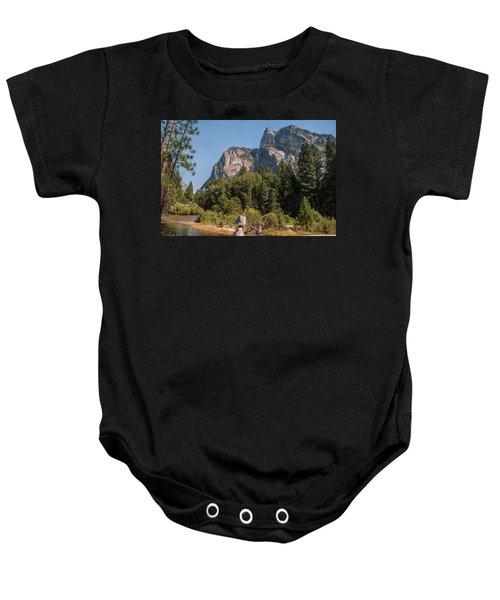 Grand Sentinel Zumalt Meadow Kings Canyon National Park Baby Onesie