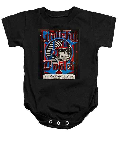 Grateful Dead Berkeley Baby Onesie