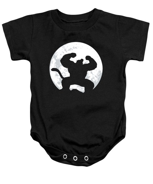 Great Ape Baby Onesie by Danilo Caro