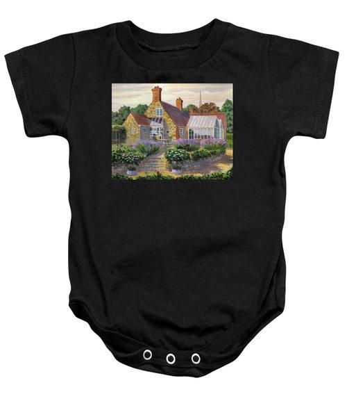 Great Houghton Cottage Baby Onesie