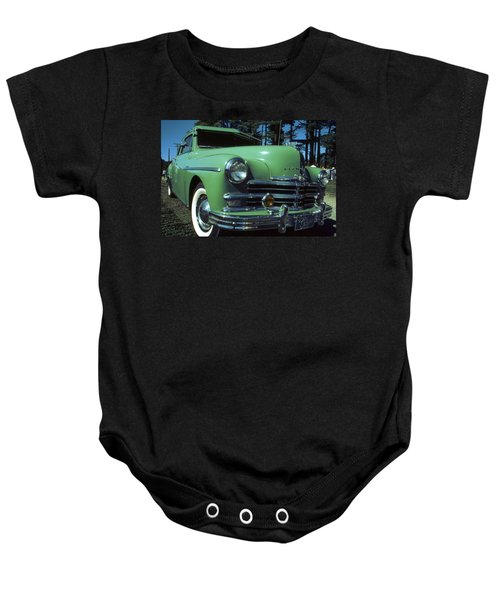 American Limousine 1957 - Historic Car Photo Baby Onesie