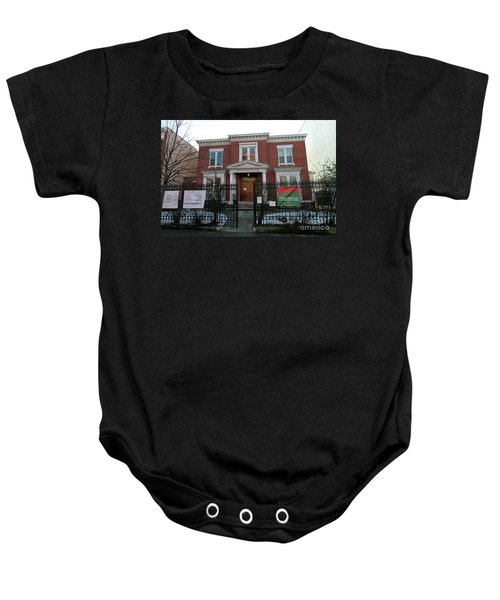 Greenpoint Reformed Church Baby Onesie