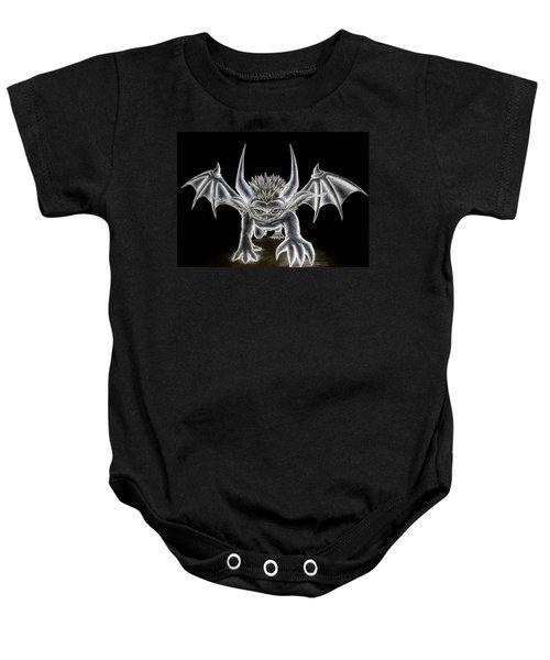 Grevil Pastel Baby Onesie