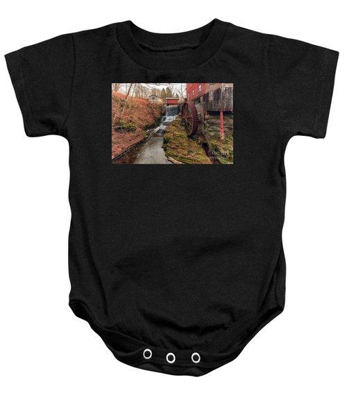Grist Mill Baby Onesie