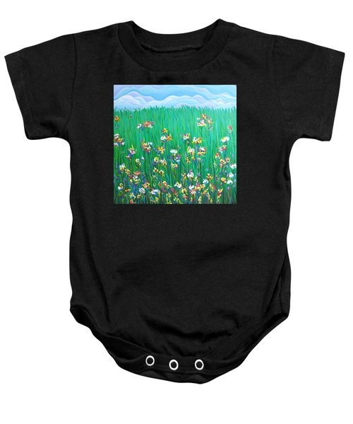 Grown To Distraction Baby Onesie