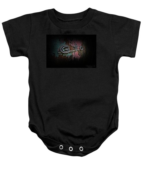 Gto Emblem Baby Onesie
