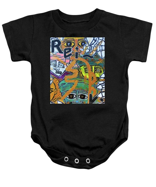 Guides And Guardians Baby Onesie