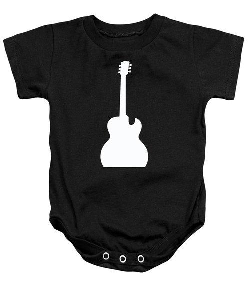 Guitar Tee Baby Onesie