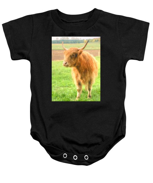 Hairy Coos Baby Onesie
