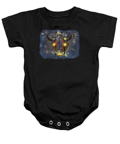 Halloween Shirt And Accessories Baby Onesie
